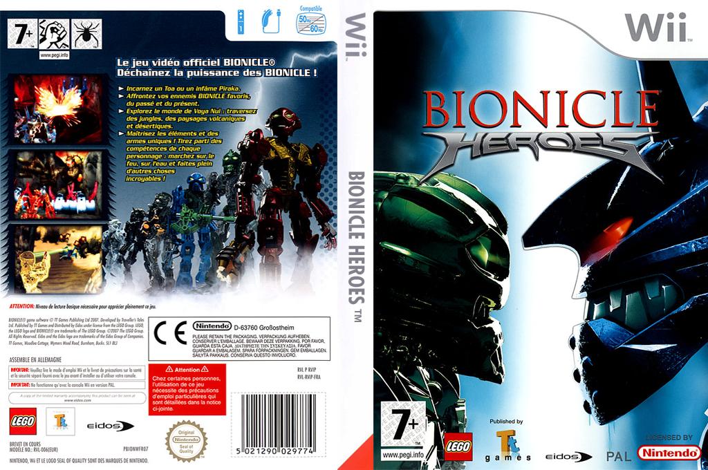 Bionicle Heroes Array coverfullHQ (RVIP4F)