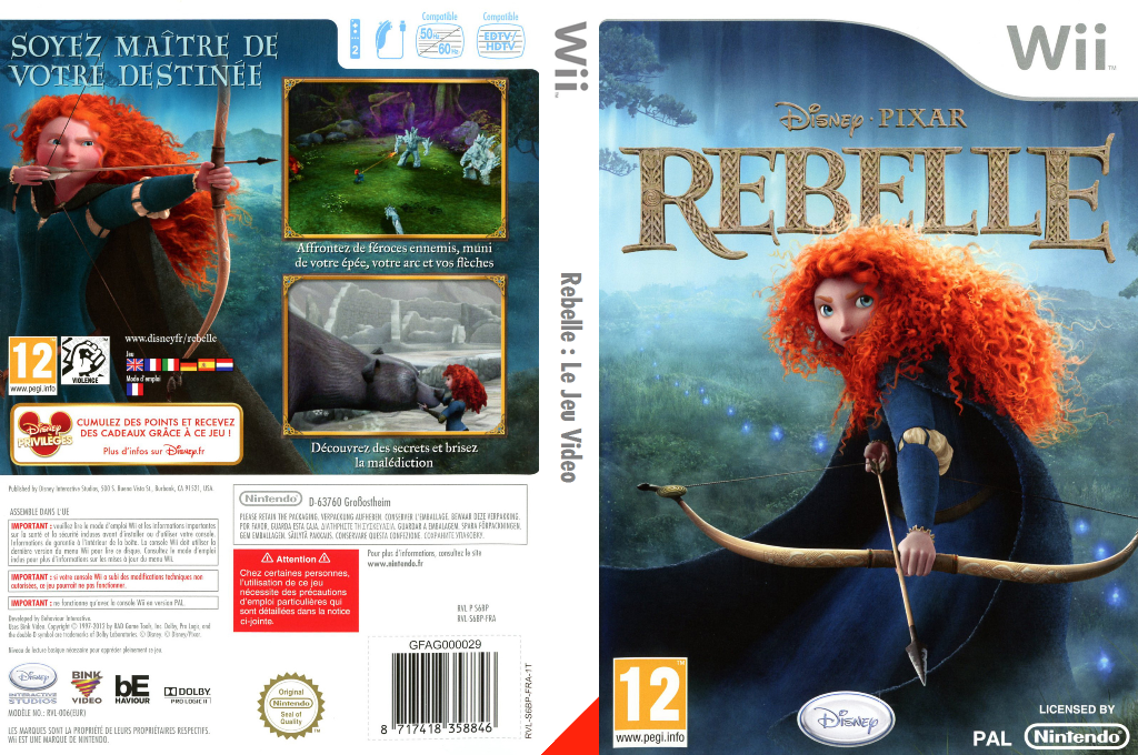 Rebelle Wii coverfullHQ (S6BP4Q)