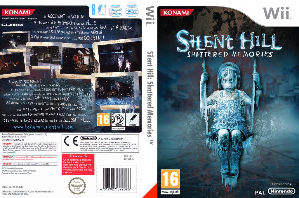 Silent Hill:Shattered Memories Wii coverfullHQ (SHLPA4)