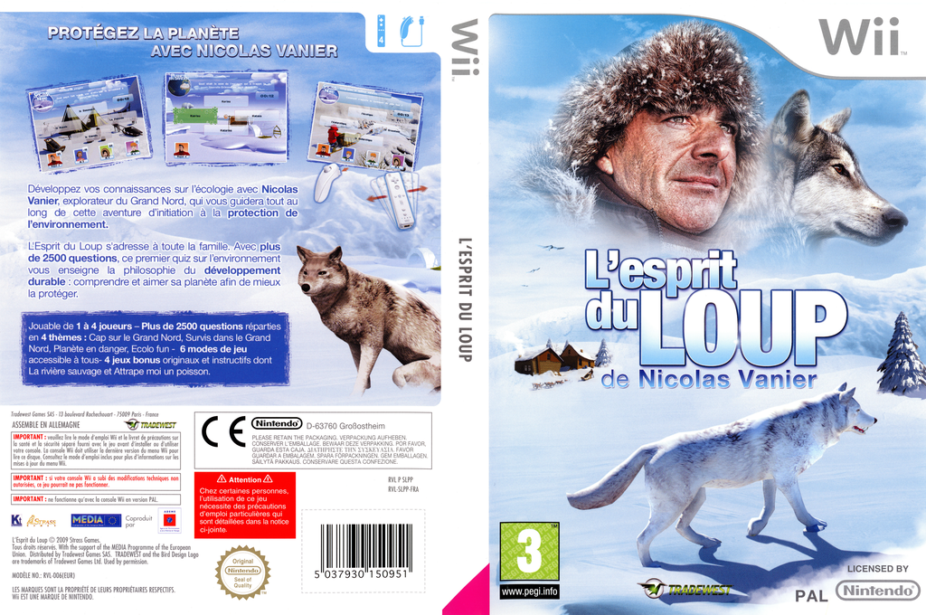 L'esprit du Loup Array coverfullHQ (SLPP5D)