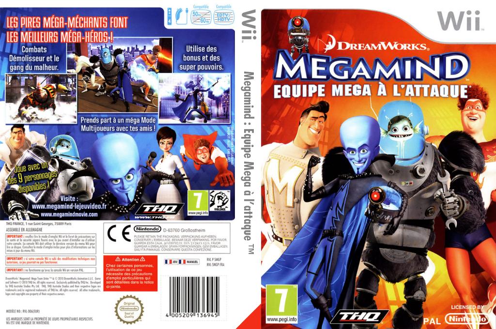 Megamind Wii coverfullHQ (SMGP78)