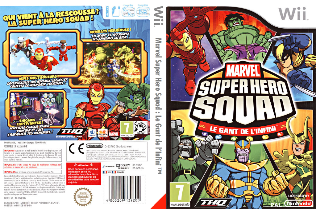 Marvel Super Hero Squad Wii coverfullHQ (SMSP78)