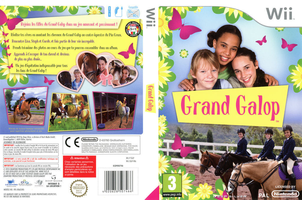 Grand Galop Wii coverfullHQ (SSLPKM)