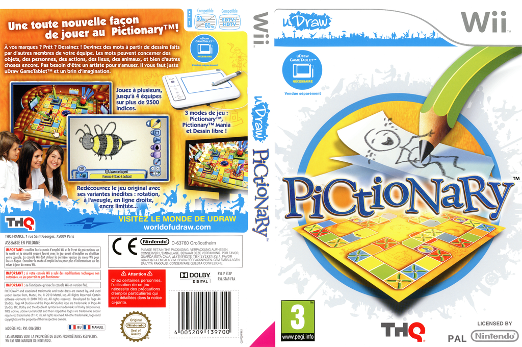 Pictionary Wii coverfullHQ (STAP78)