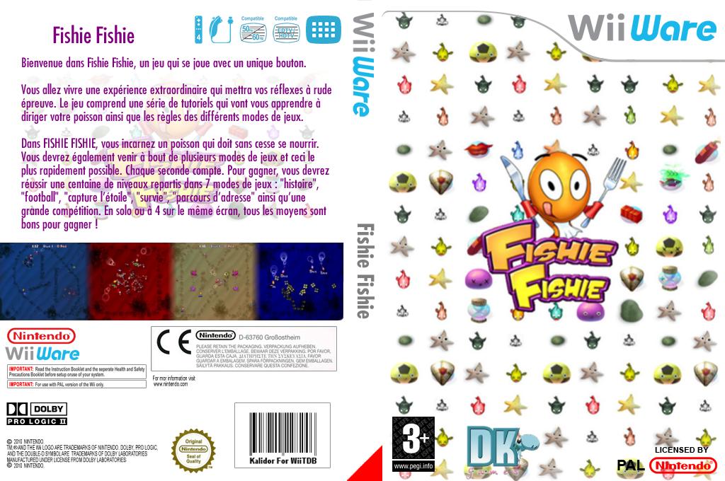 Fishie Fishie Wii coverfullHQ (W2IP)