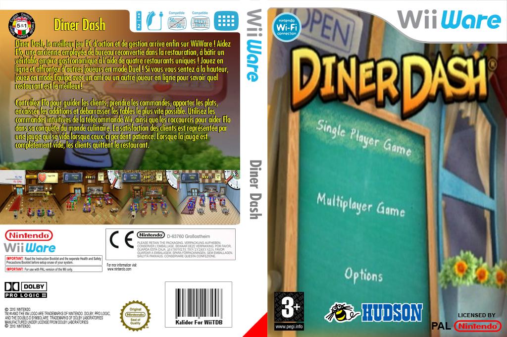Diner Dash Wii coverfullHQ (WDDP)