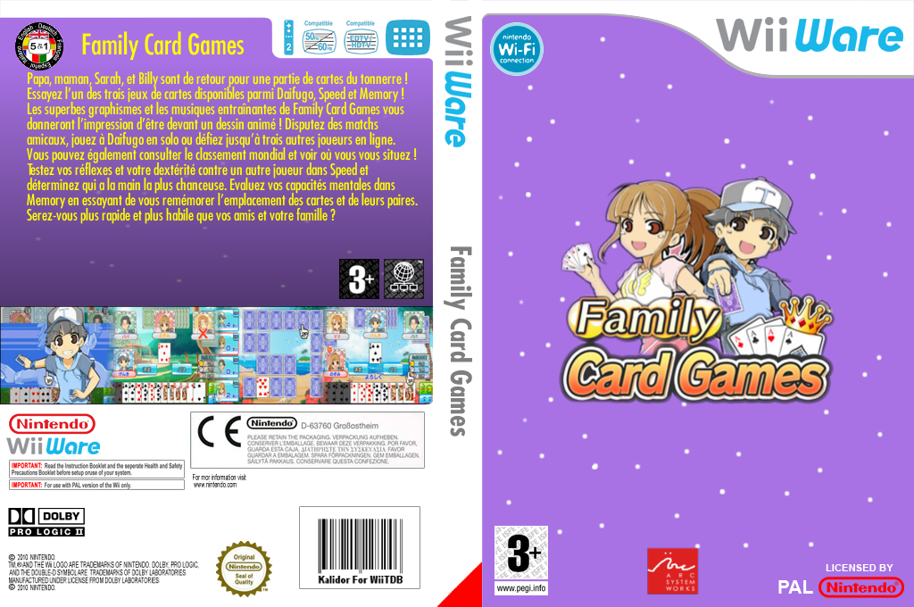 Family Card Games Wii coverfullHQ (WF5P)