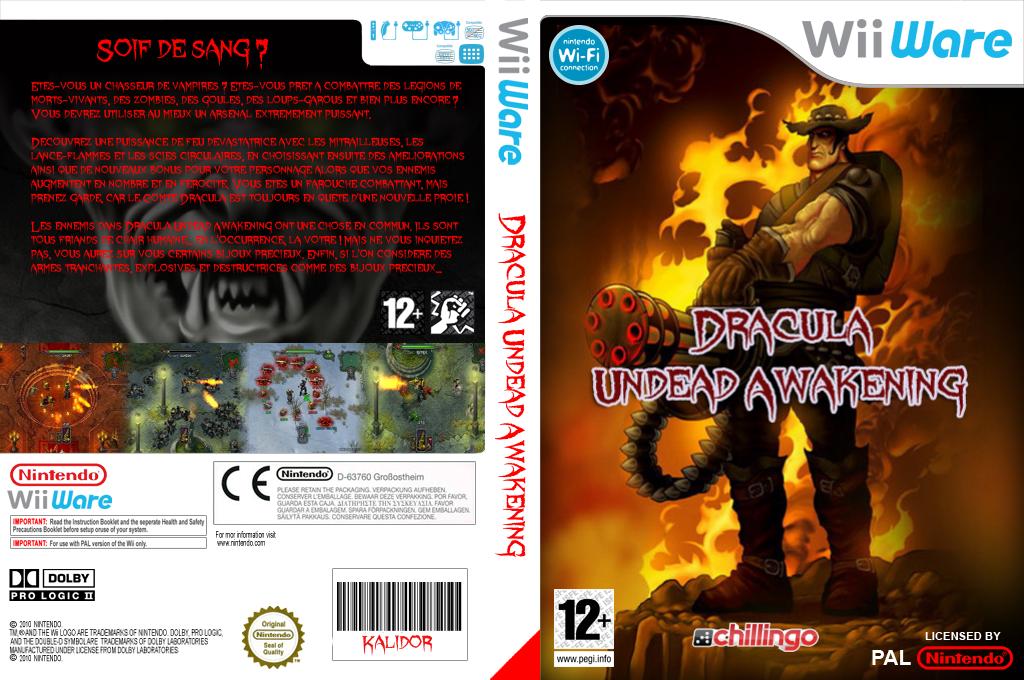 Dracula:Undead Awakening Wii coverfullHQ (WIDP)