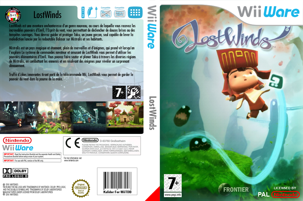 LostWinds Wii coverfullHQ (WLWP)