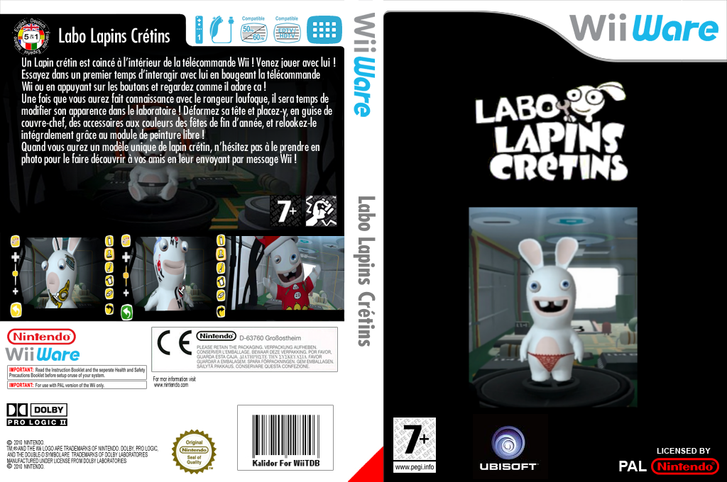 Labo Lapins Crétins Wii coverfullHQ (WR2P)