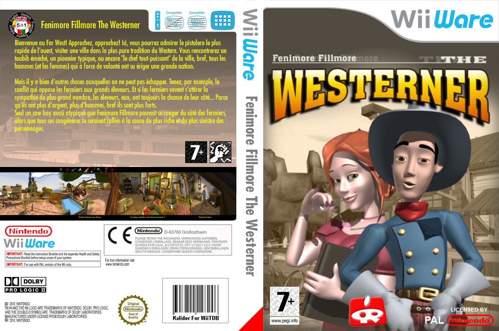 Fenimore Fillmore The Westerner Wii coverfullHQ (WTWP)