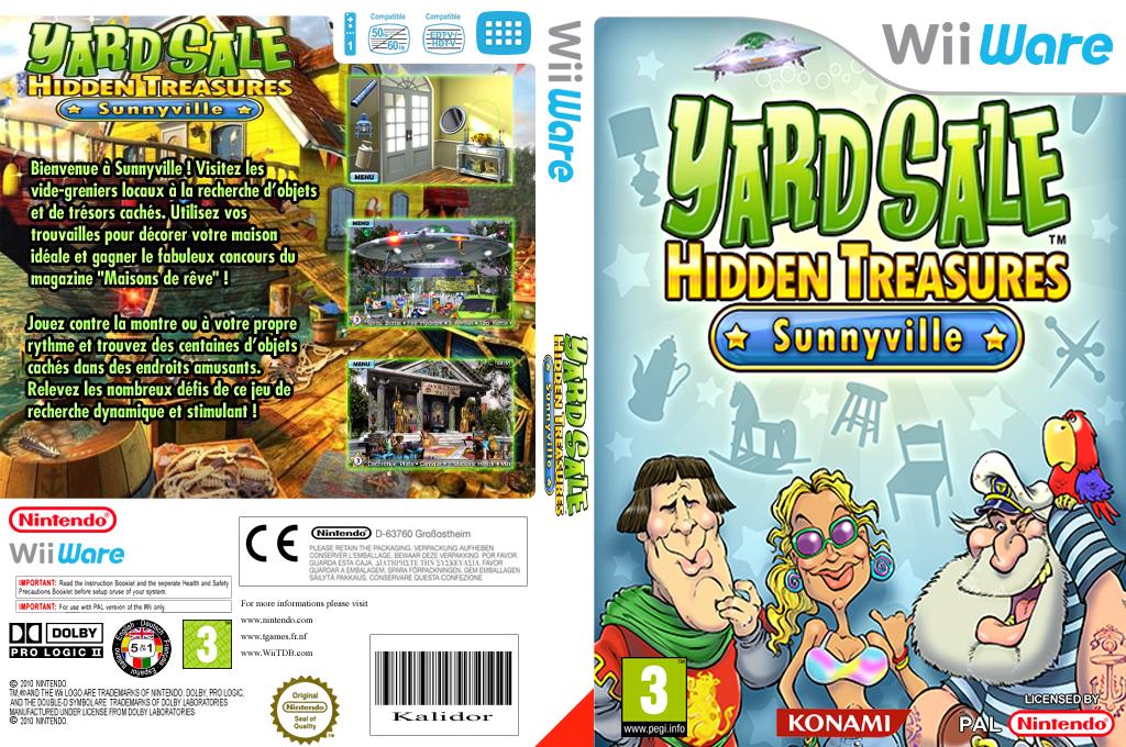 Yard Sale Hidden Treasures Sunnyville Wii coverfullHQ (WYSP)