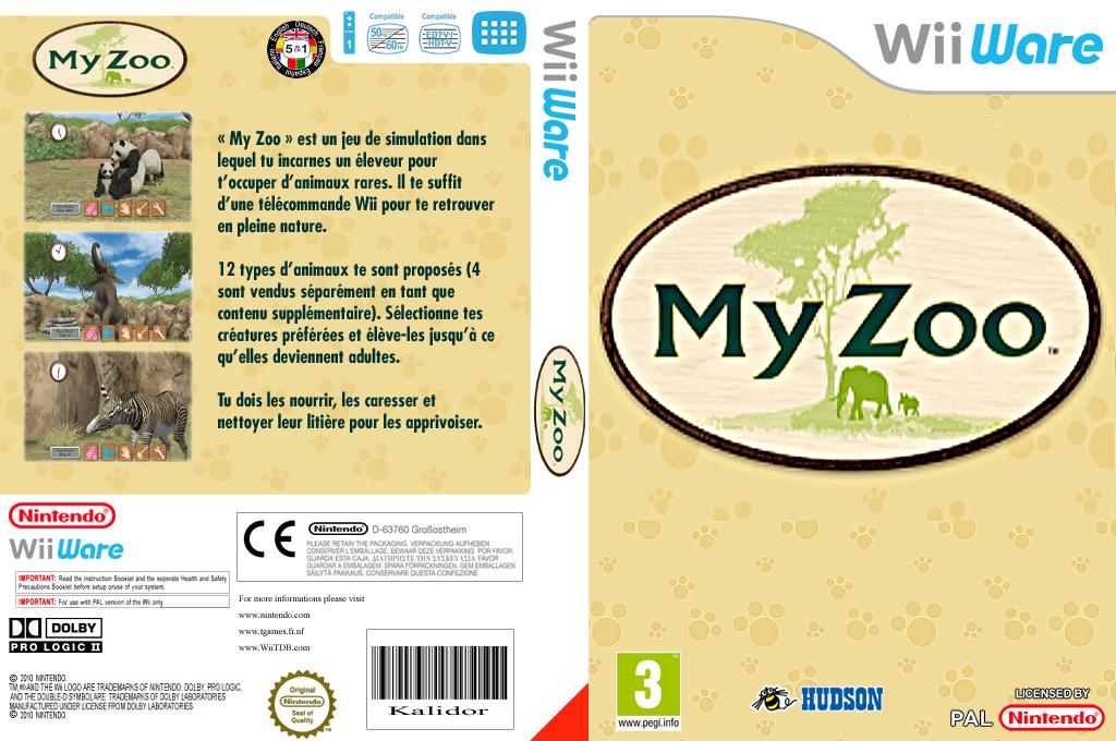 My Zoo Wii coverfullHQ (WZHP)