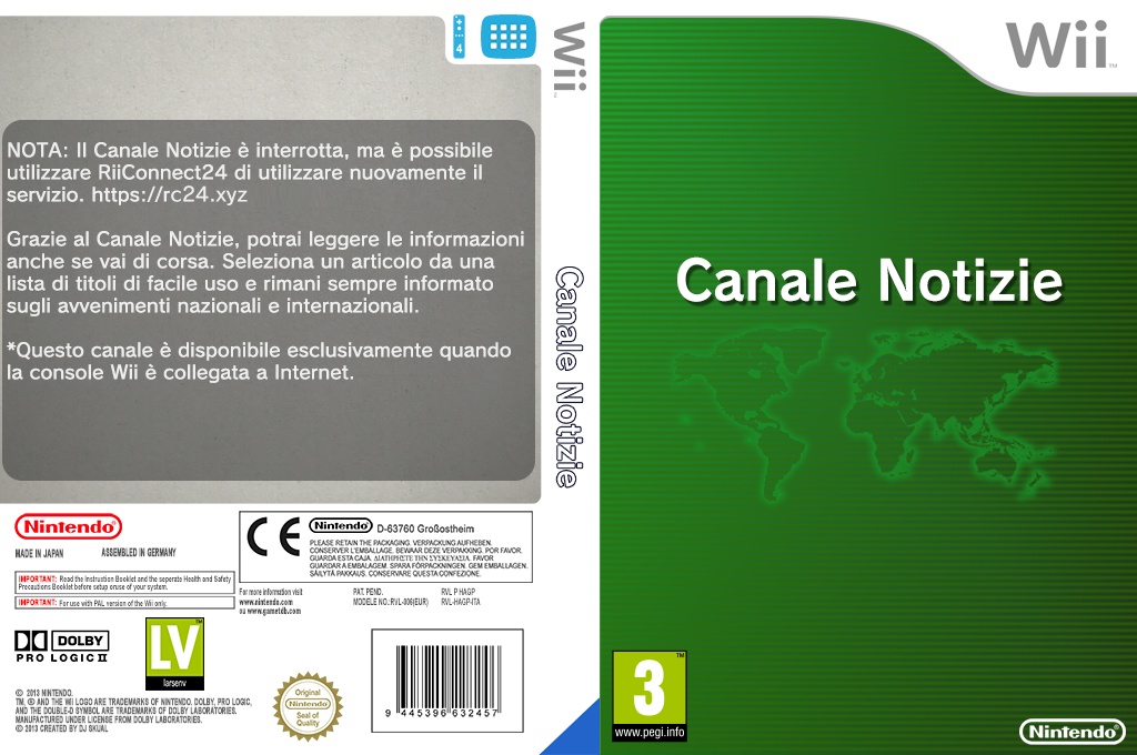 Canale Notizie Wii coverfullHQ (HAGP)