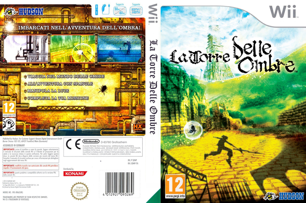 La Torre delle Ombre Wii coverfullHQ (SDWP18)