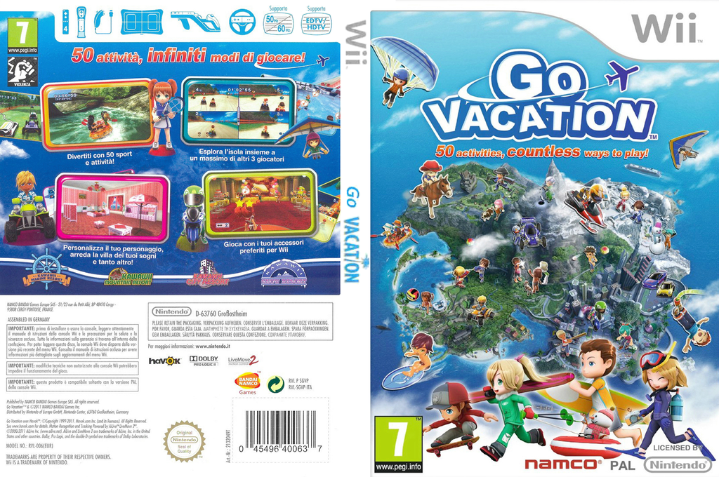 Go Vacation Wii coverfullHQ (SGVPAF)