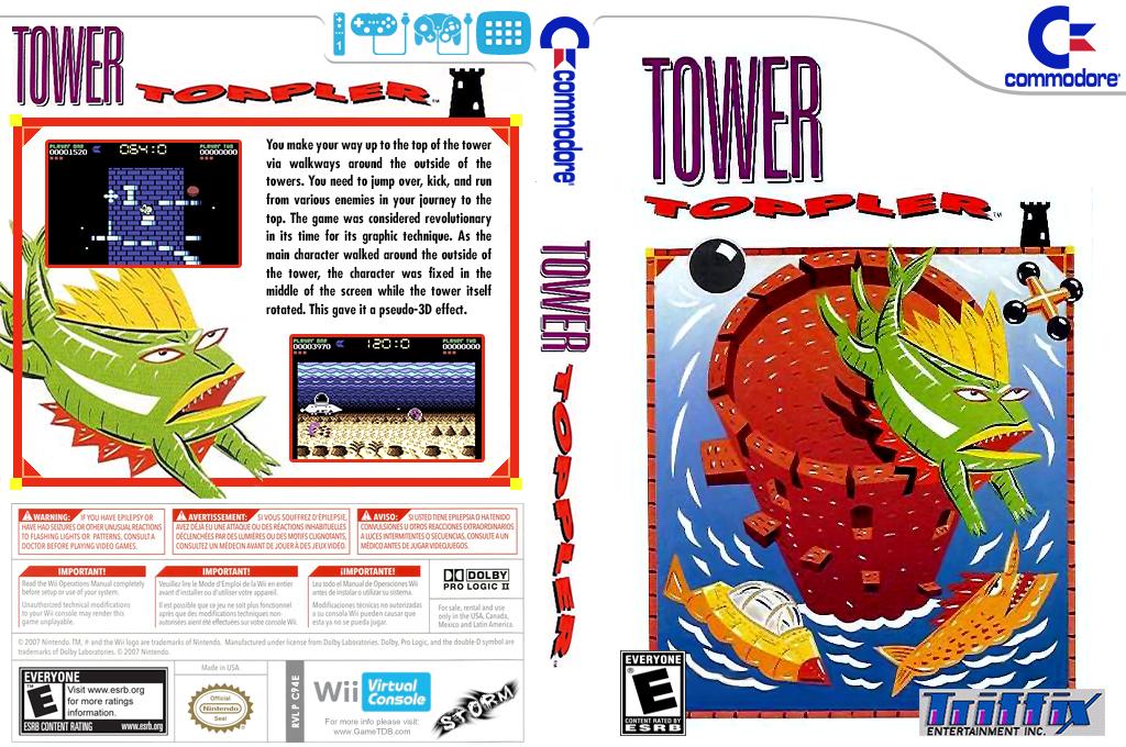 Tower Toppler Wii coverfullHQ (C94E)