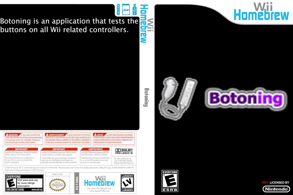 Botoning Wii coverfullHQ (D5RA)