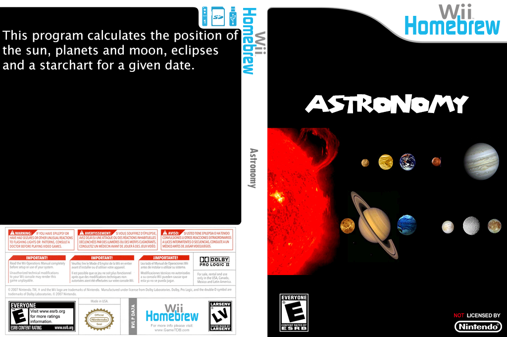 Astronomy Array coverfullHQ (DA7A)