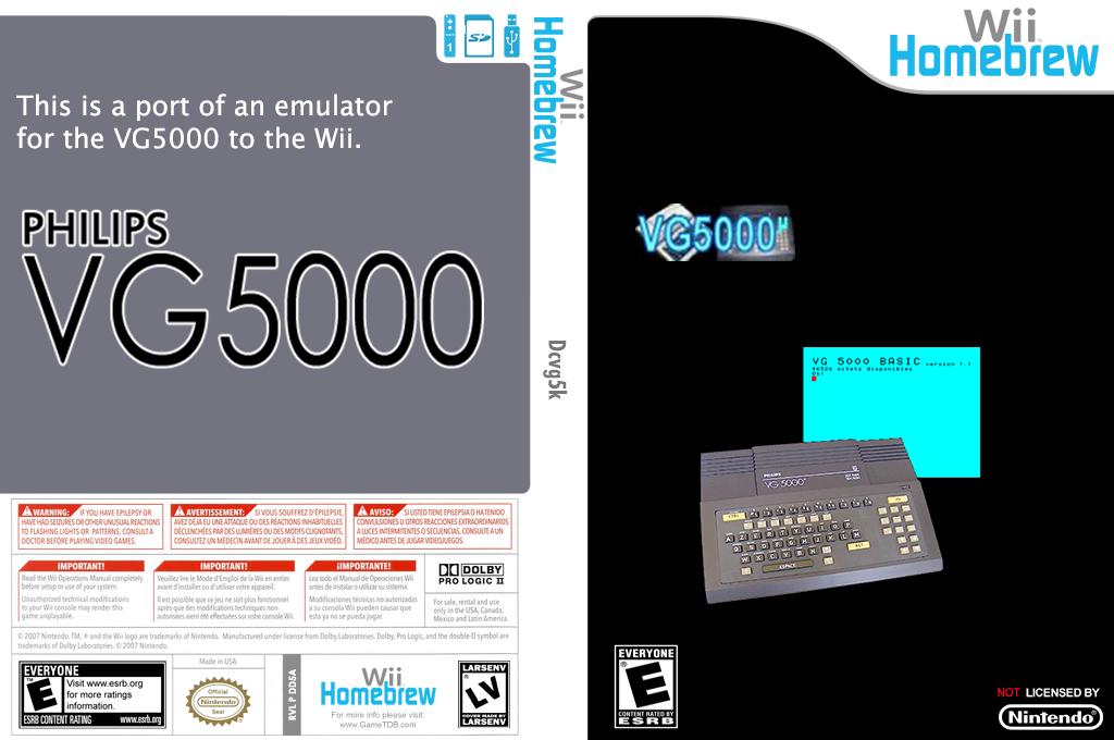 Dcvg5k Wii coverfullHQ (DD5A)