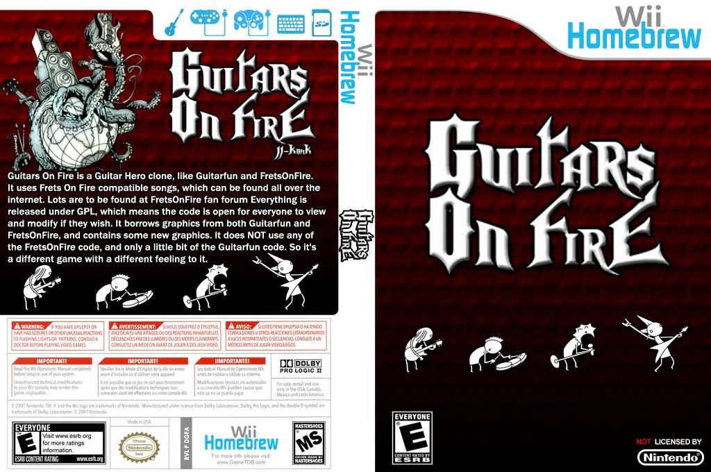 Guitars On Fire Wii coverfullHQ (DGFA)