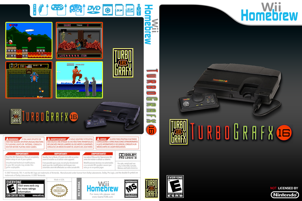 HuGo-GX Wii coverfullHQ (DHGA)