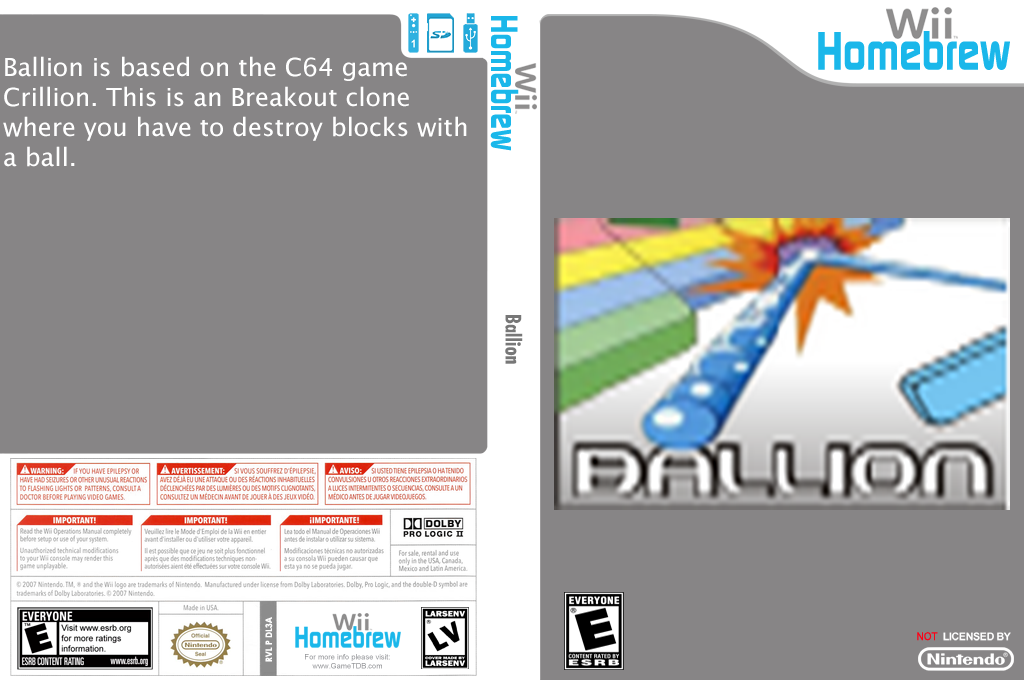 Ballion Wii coverfullHQ (DL3A)