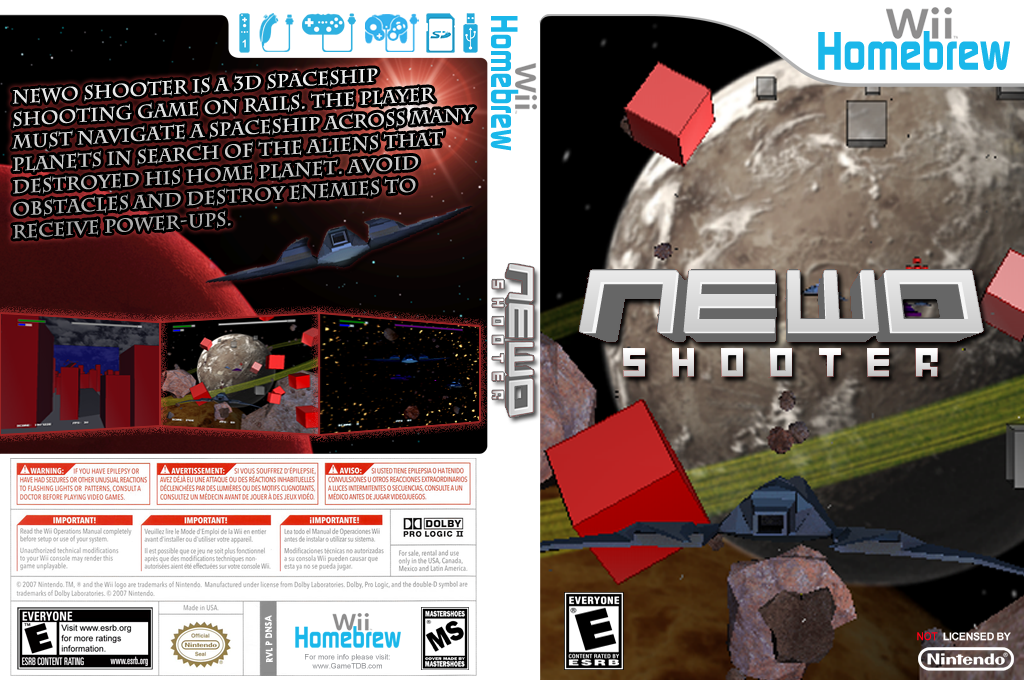 Newo Shooter Wii coverfullHQ (DNSA)