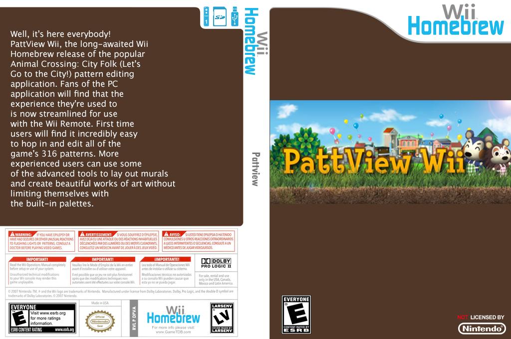 Pattview Wii coverfullHQ (DPVA)