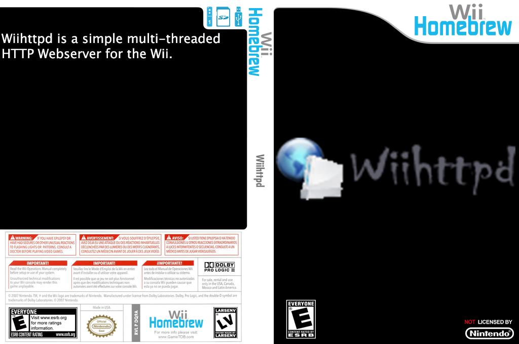 Wiihttpd Wii coverfullHQ (DQ9A)