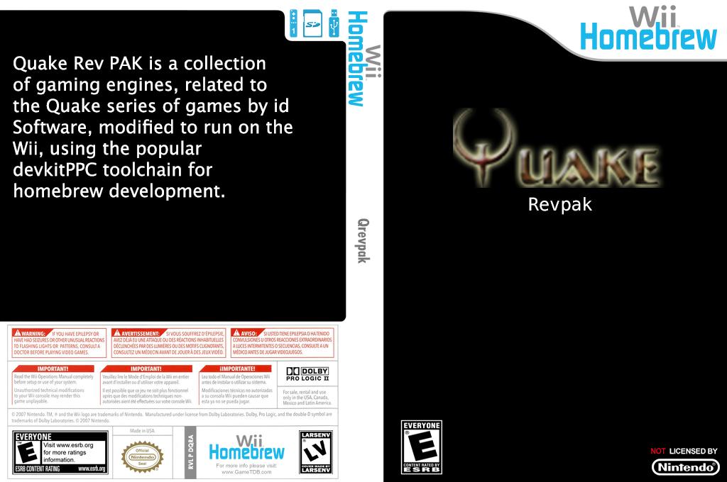 Qrevpak Wii coverfullHQ (DQRA)