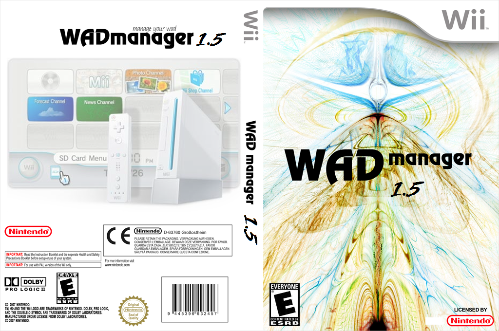 WAD Manager Wii coverfullHQ (DWMA)