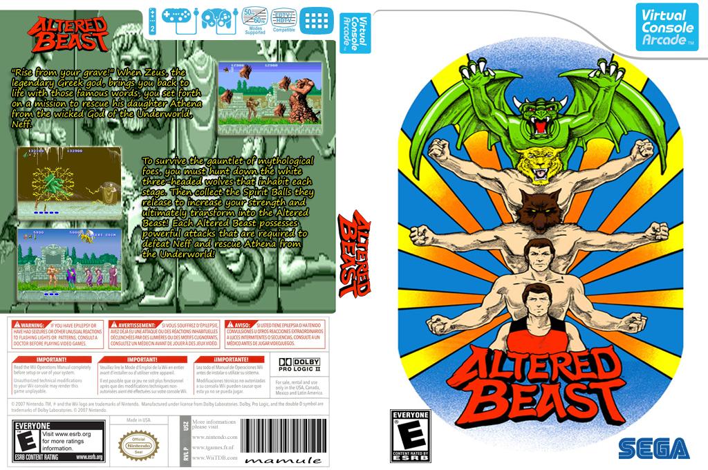 Altered Beast Wii coverfullHQ (E6XE)