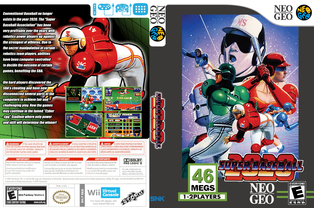 2020 Super Baseball Wii coverfullHQ (EBUE)