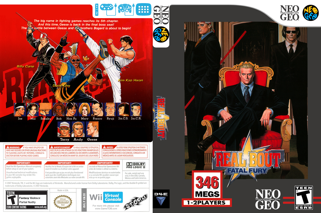 Real Bout Fatal Fury Wii coverfullHQ (EBZE)