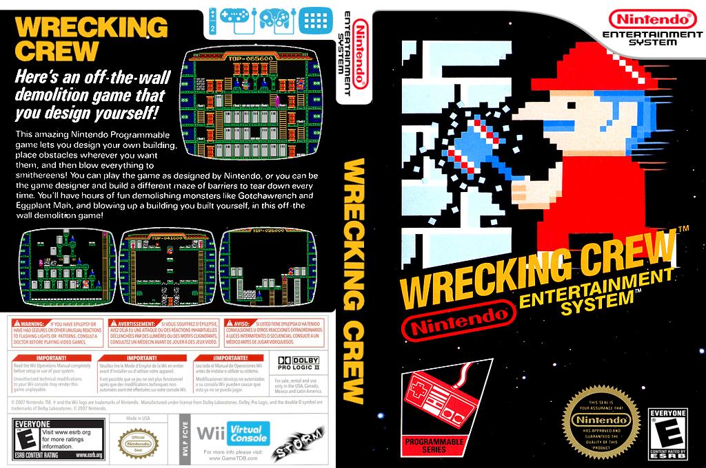 Wrecking Crew Wii coverfullHQ (FCVE)