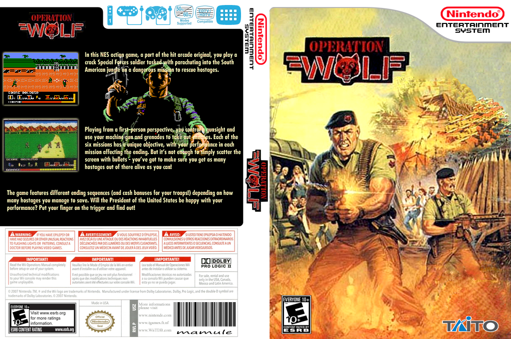 Operation Wolf Wii coverfullHQ (FDOE)