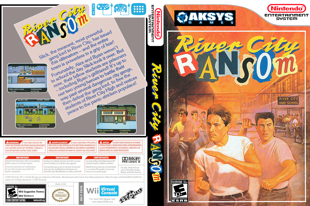 River City Ransom Wii coverfullHQ (FDVE)