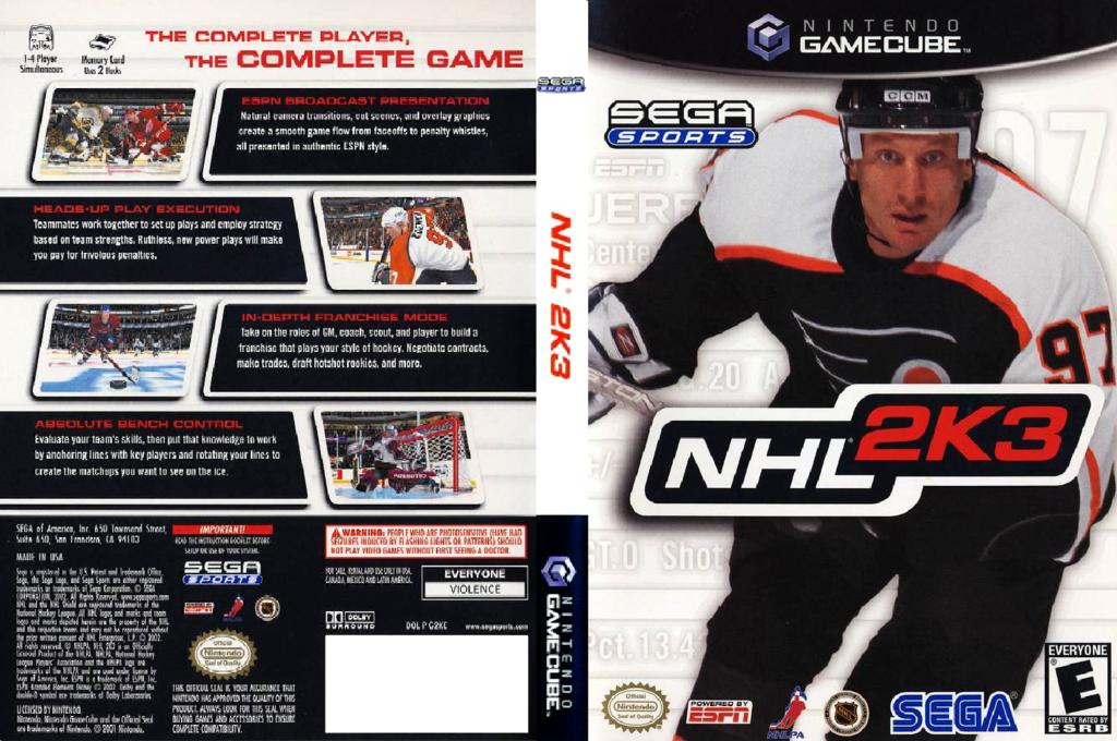 NHL 2K3 Wii coverfullHQ (G2KE8P)