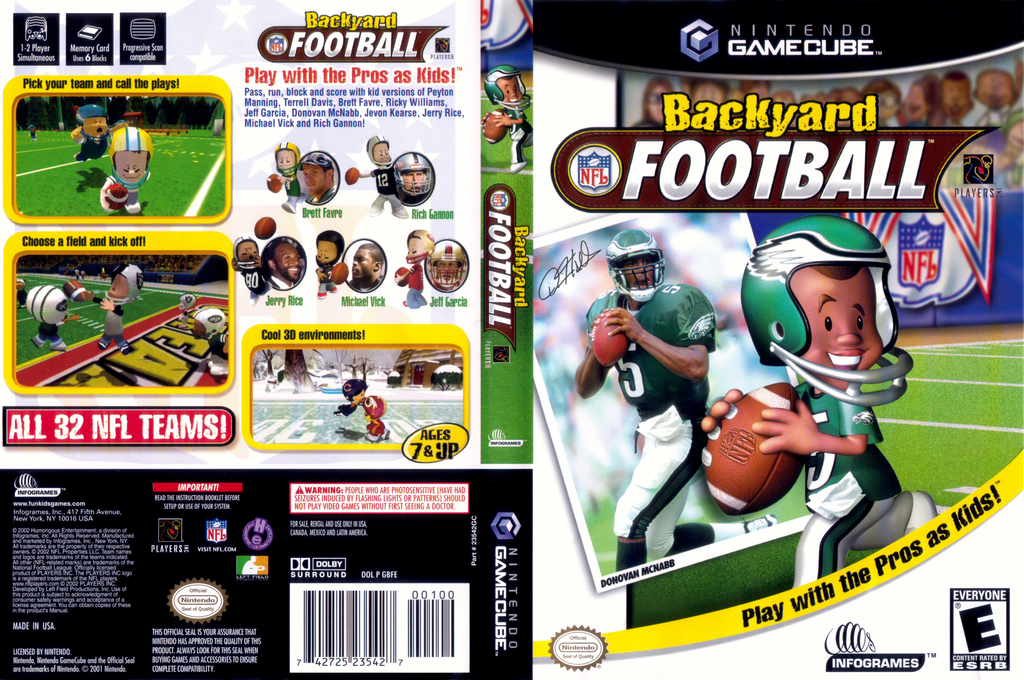 Backyard Football Wii coverfullHQ (GBFE70)