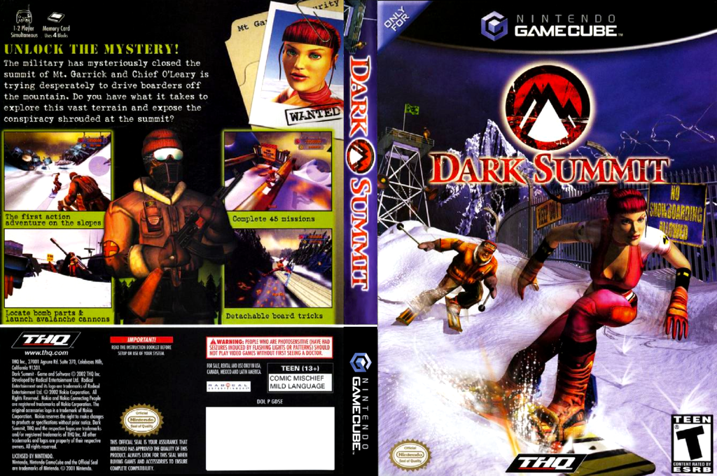 Dark Summit Wii coverfullHQ (GDSE78)