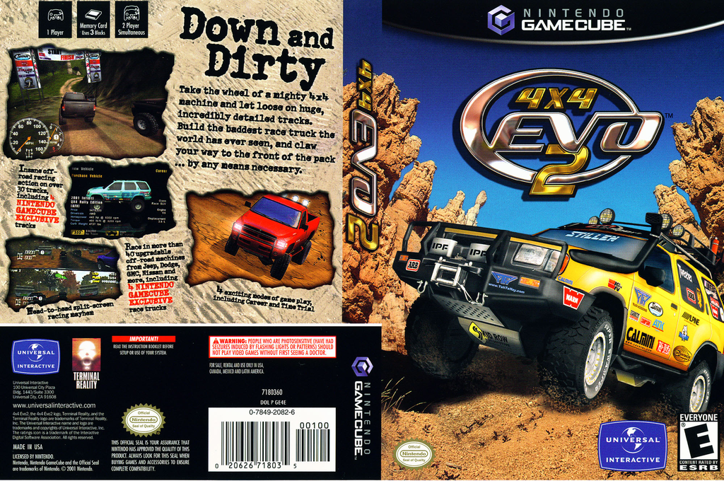 4x4 Evo 2 Wii coverfullHQ (GE4E7D)