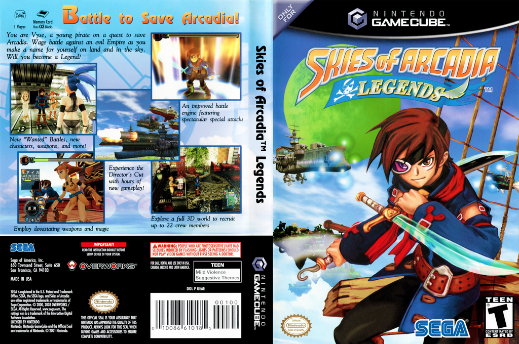 Skies of Arcadia Legends Wii coverfullHQ (GEAE8P)