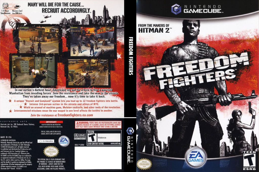 Freedom Fighters Wii coverfullHQ (GFDE69)