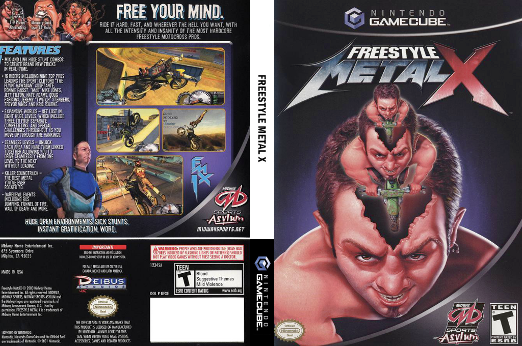 Freestyle Metal X Wii coverfullHQ (GFXE5D)