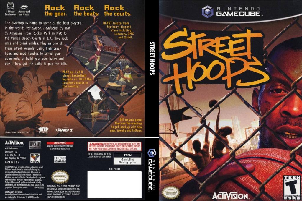 Street Hoops Wii coverfullHQ (GHPE52)