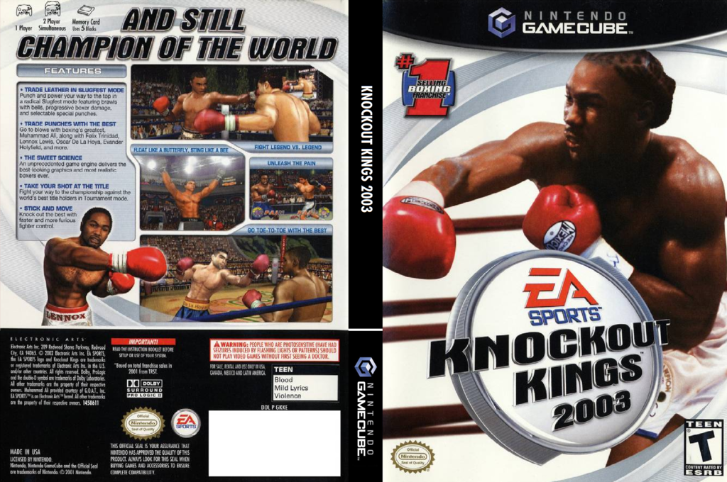 Knockout Kings 2003 Wii coverfullHQ (GKKE69)