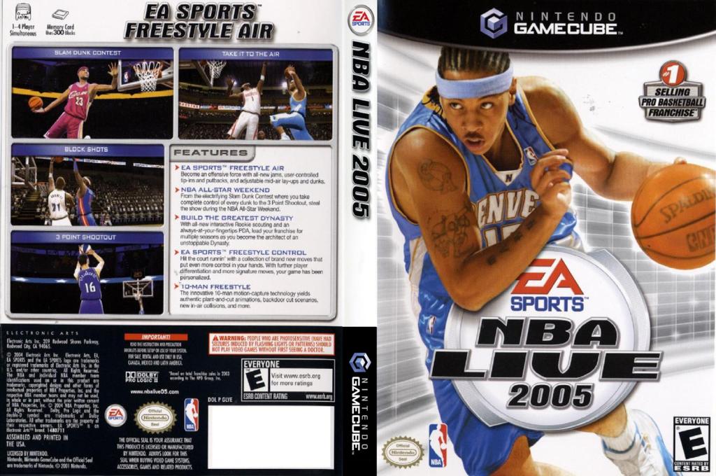 NBA Live 2005 Wii coverfullHQ (GLYE69)