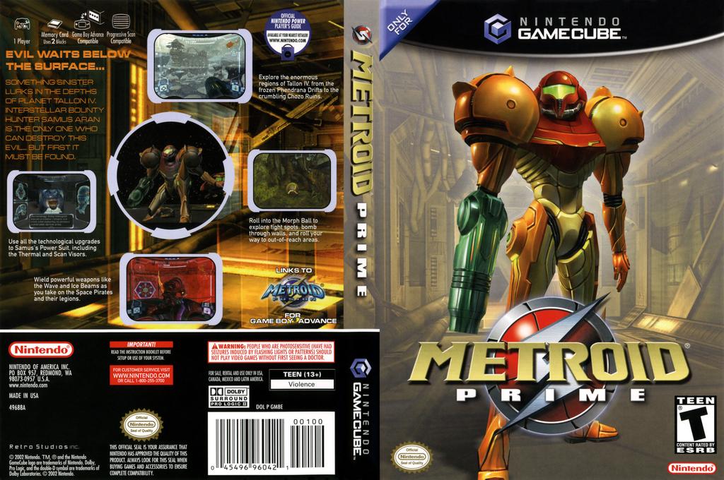 Metroid Prime Wii coverfullHQ (GM8E01)
