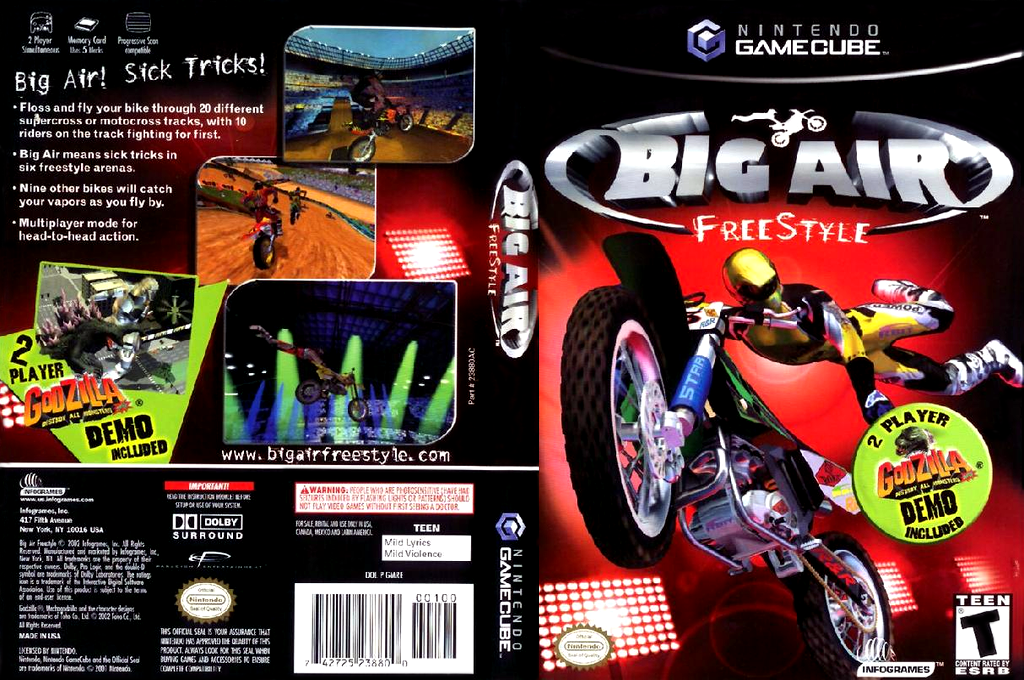 Big Air Freestyle Wii coverfullHQ (GMRE70)